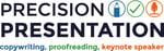 precision presentation logo